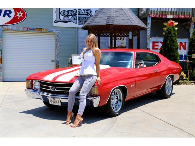 1972 Chevrolet Malibu - Tennessee (42)