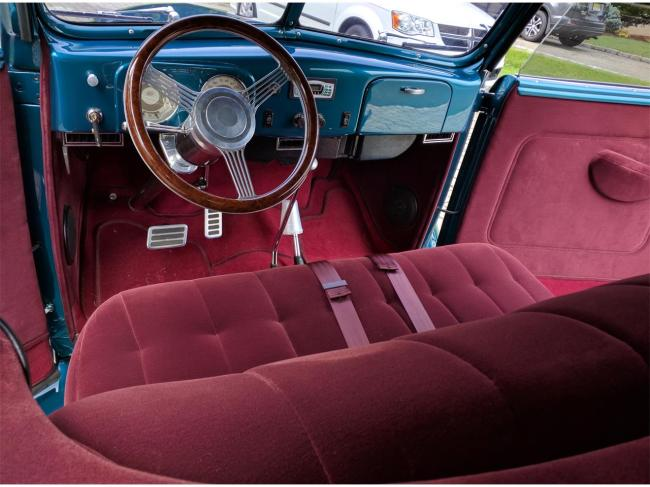 1937 Ford 4-Dr Convertible - Automatic (7)