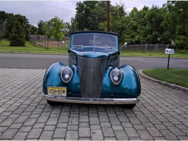1937 Ford 4-Dr Convertible - New Jersey (4)