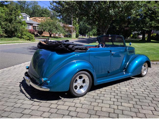 1937 Ford 4-Dr Convertible - 4-Dr Convertible (3)