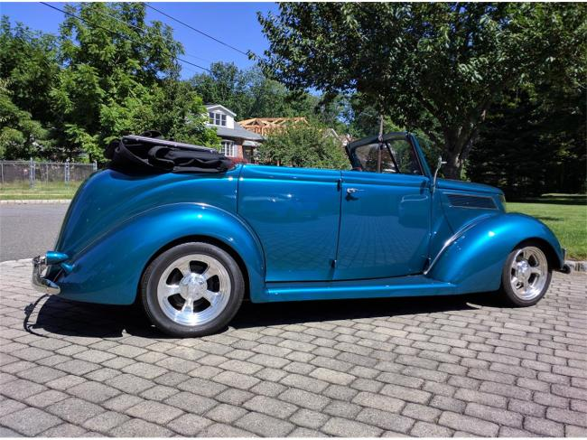 1937 Ford 4-Dr Convertible - New Jersey (2)