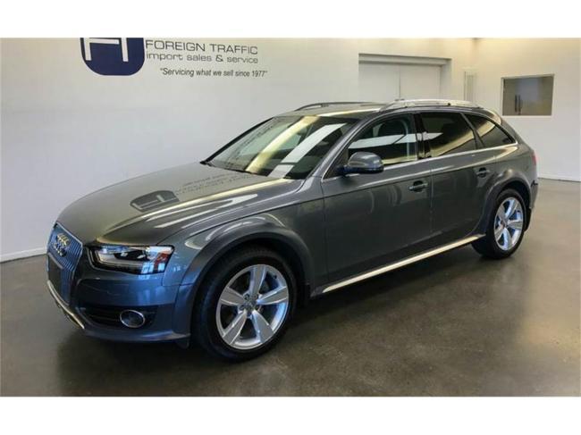 2015 Audi Wagon - Audi (1)