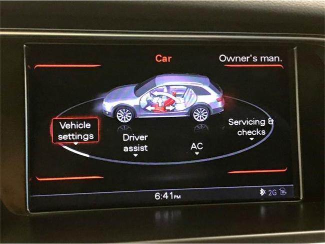 2015 Audi Wagon - Wagon (43)
