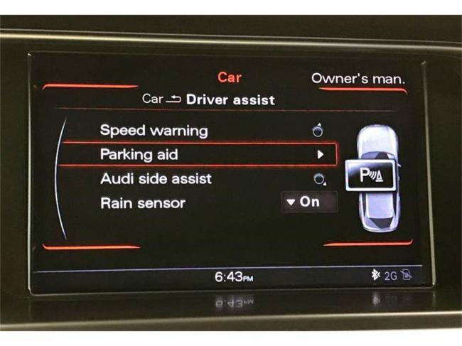 2015 Audi Wagon - Automatic (45)