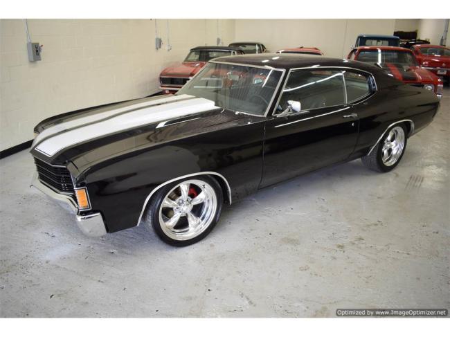 1972 Chevrolet Chevelle - Texas (2)