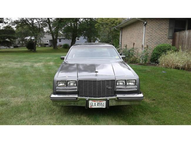 1985 Buick Riviera - Buick (1)