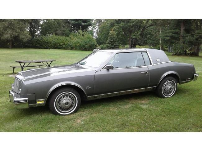 1985 Buick Riviera in Massillon, Ohio