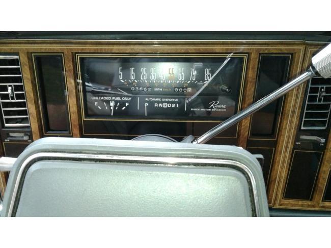 1985 Buick Riviera - Ohio (14)