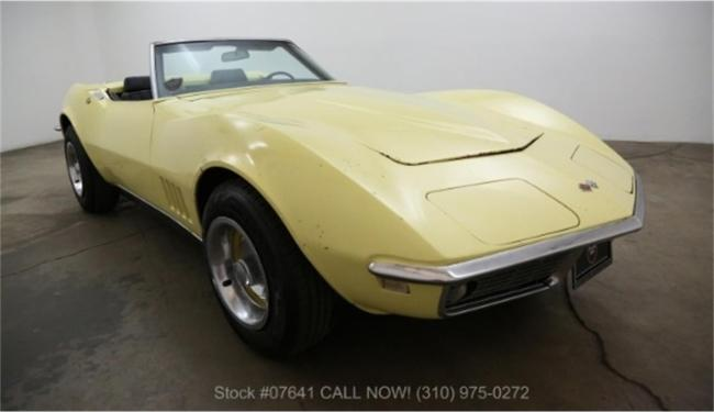 1968 Chevrolet Corvette in Beverly Hills, California