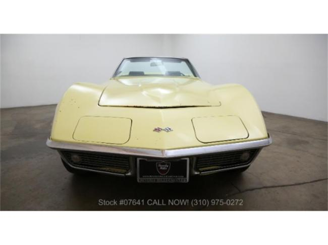 1968 Chevrolet Corvette - California (1)