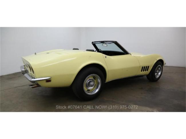 1968 Chevrolet Corvette - California (7)
