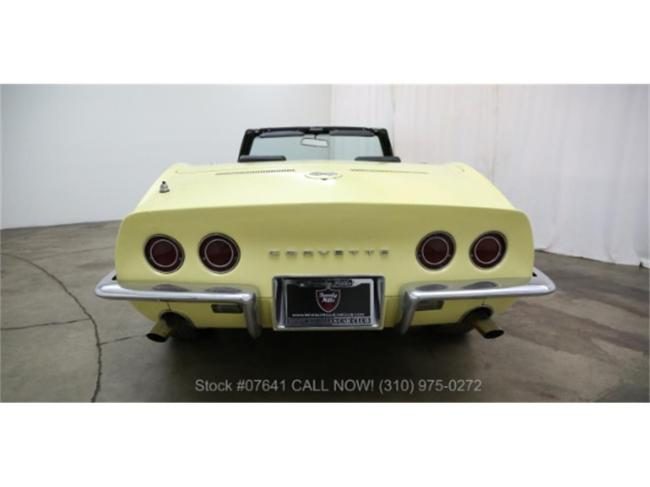 1968 Chevrolet Corvette - California (10)