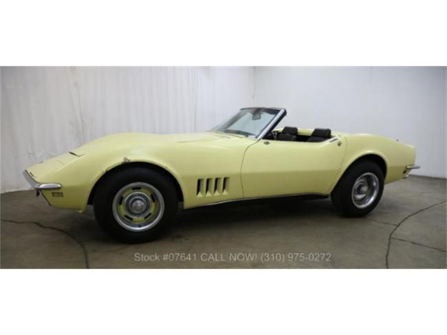 1968 Chevrolet Corvette - California (14)