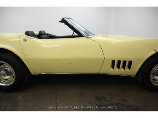 1968 Chevrolet Corvette - California (30)