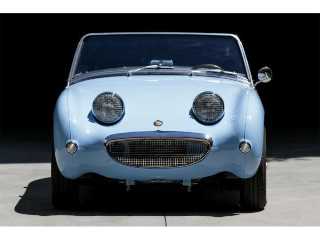 1960 Austin-Healey Sprite - Idaho (1)