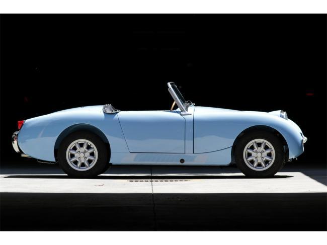 1960 Austin-Healey Sprite - Sprite (2)
