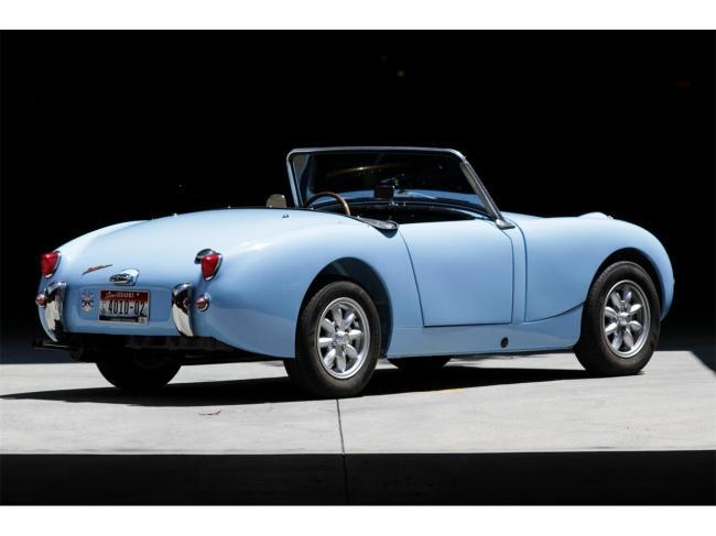 1960 Austin-Healey Sprite - Sprite (3)