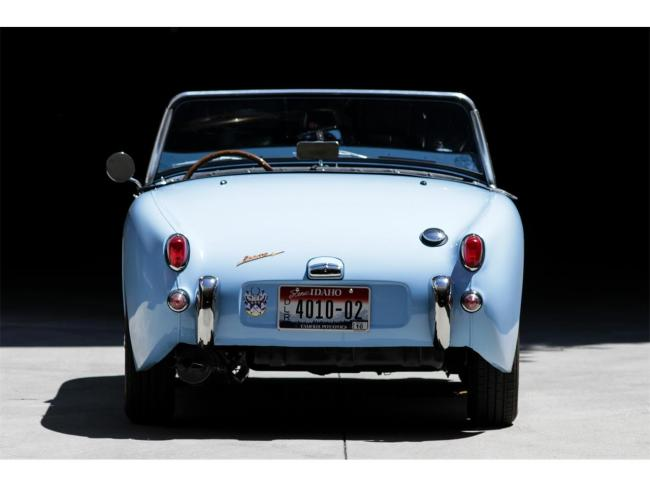 1960 Austin-Healey Sprite - Austin-Healey (4)