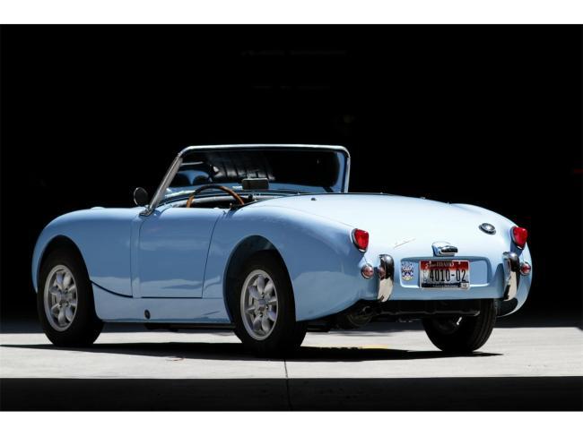 1960 Austin-Healey Sprite - Sprite (5)