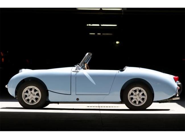 1960 Austin-Healey Sprite - 1960 (6)