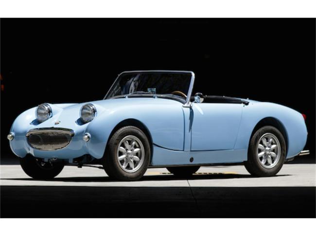 1960 Austin-Healey Sprite - Austin-Healey (7)