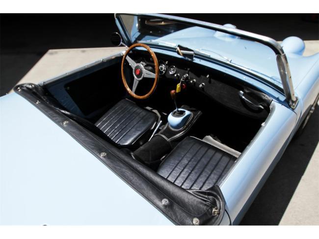 1960 Austin-Healey Sprite - Austin-Healey (8)