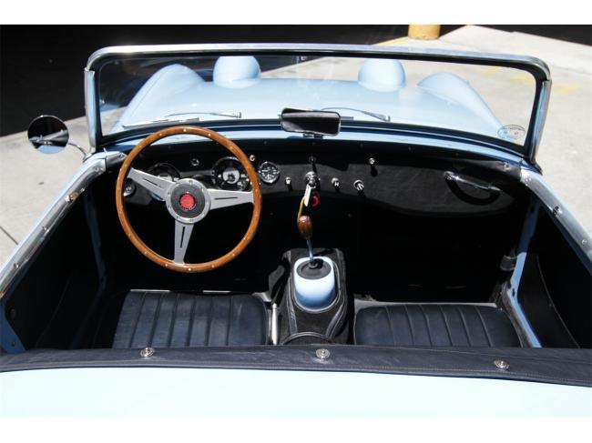 1960 Austin-Healey Sprite - Austin-Healey (9)
