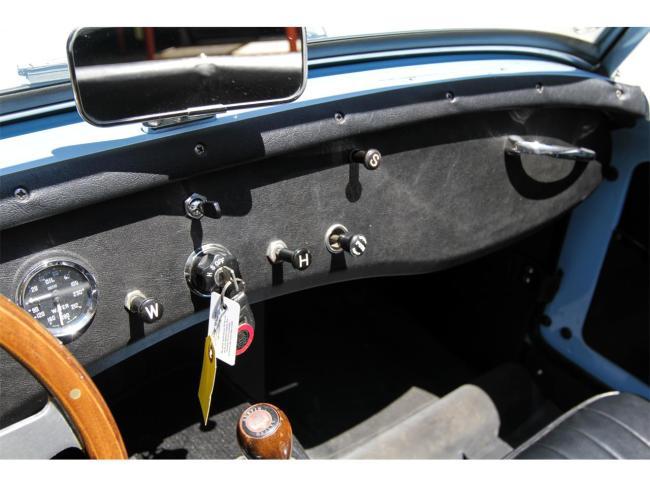 1960 Austin-Healey Sprite - 1960 (16)