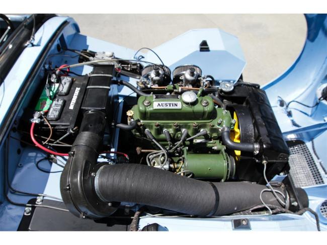 1960 Austin-Healey Sprite - 1960 (25)