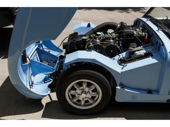 1960 Austin-Healey Sprite - 1960 (27)