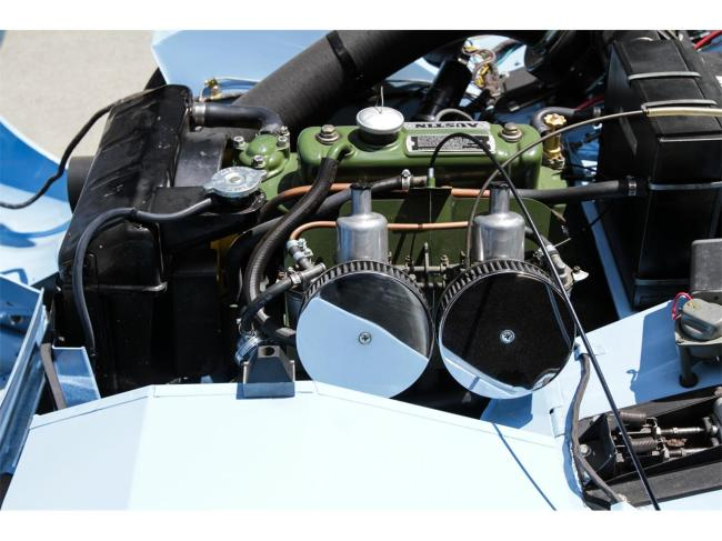 1960 Austin-Healey Sprite - Sprite (32)