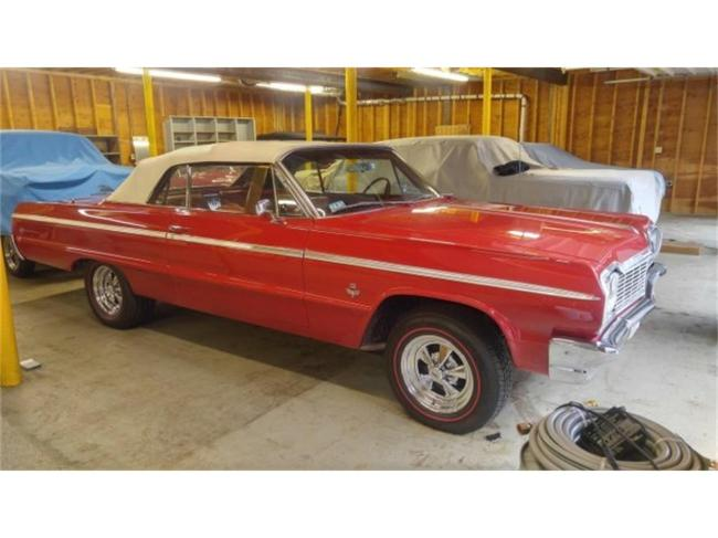 1964 Chevrolet Impala SS - Massachusetts (3)
