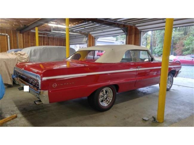 1964 Chevrolet Impala SS - Massachusetts (5)