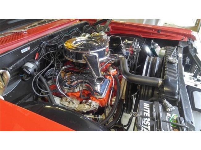 1964 Chevrolet Impala SS - Chevrolet (14)