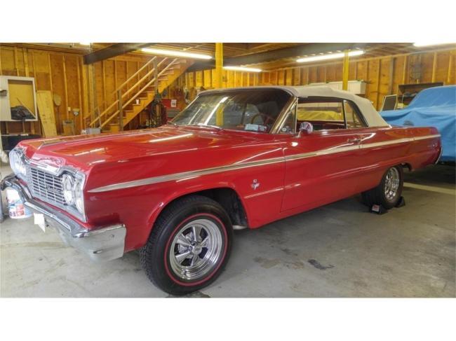 1964 Chevrolet Impala SS - Manual (34)