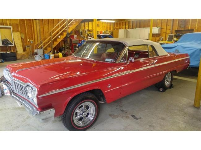1964 Chevrolet Impala SS - Manual (35)