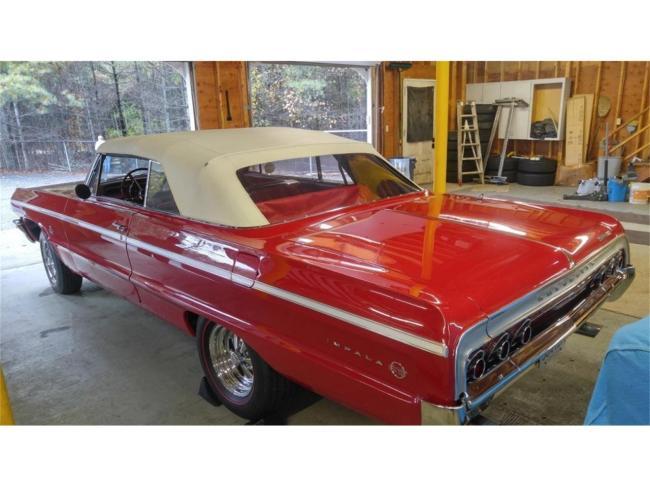 1964 Chevrolet Impala SS - Impala SS (36)