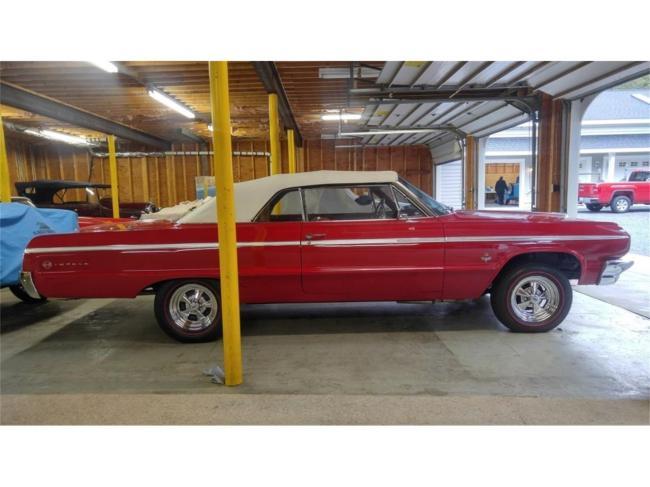 1964 Chevrolet Impala SS - Chevrolet (38)