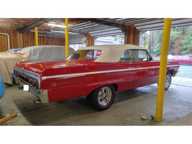 1964 Chevrolet Impala SS - Manual (39)