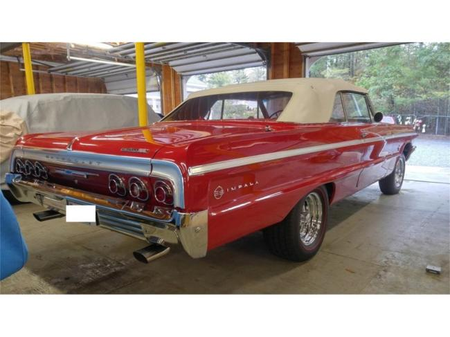 1964 Chevrolet Impala SS - 1964 (40)