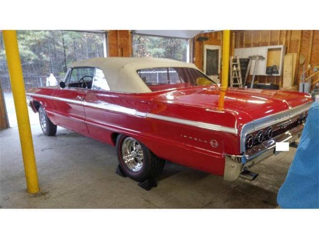 1964 Chevrolet Impala SS - Manual (42)