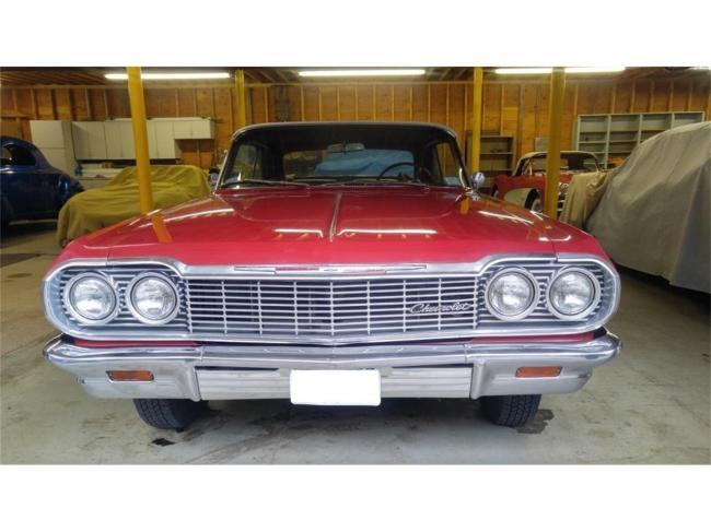 1964 Chevrolet Impala SS - Impala SS (44)