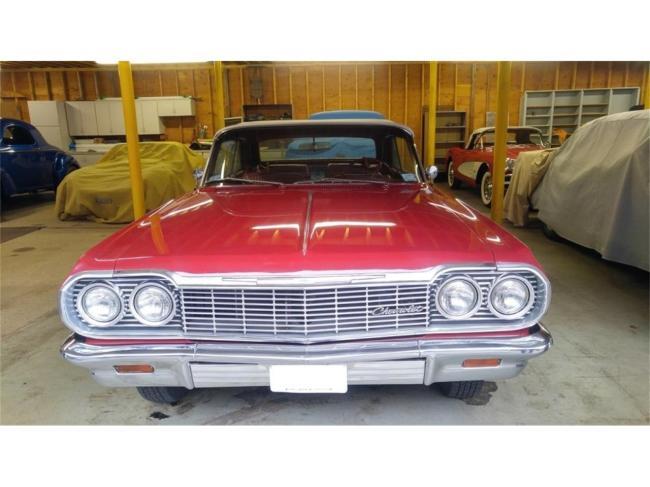 1964 Chevrolet Impala SS - Massachusetts (45)