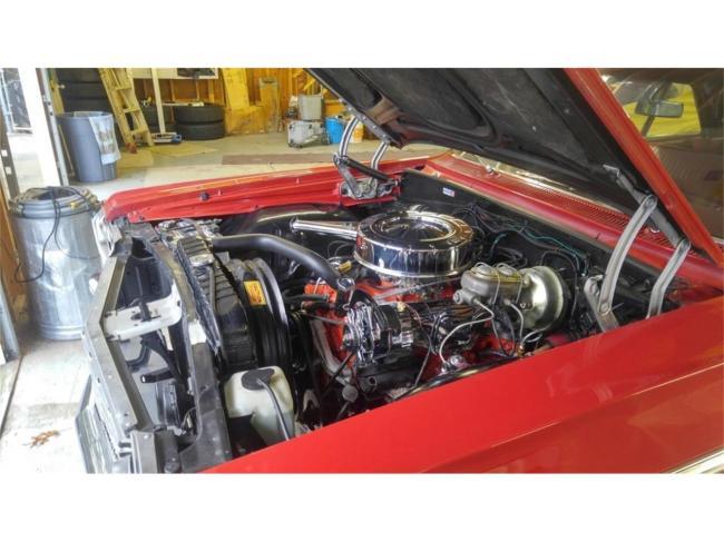 1964 Chevrolet Impala SS - Chevrolet (50)