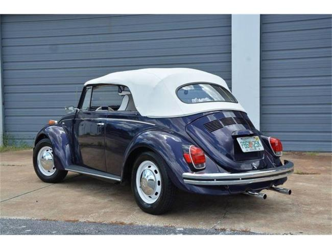 1971 Volkswagen Beetle - Manual (5)