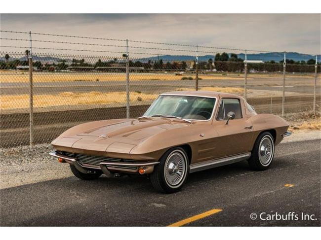 1964 Chevrolet Corvette - Chevrolet (1)