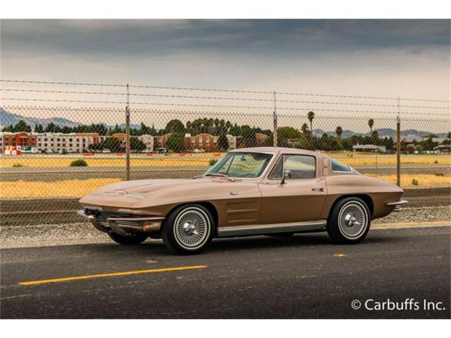 1964 Chevrolet Corvette - Manual (2)
