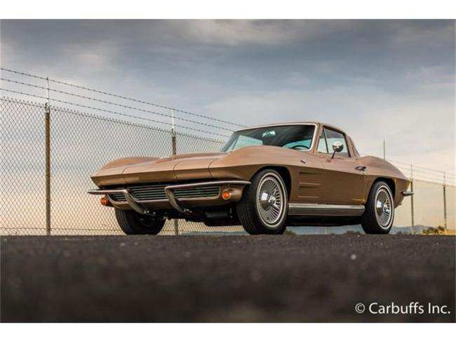 1964 Chevrolet Corvette - Manual (4)