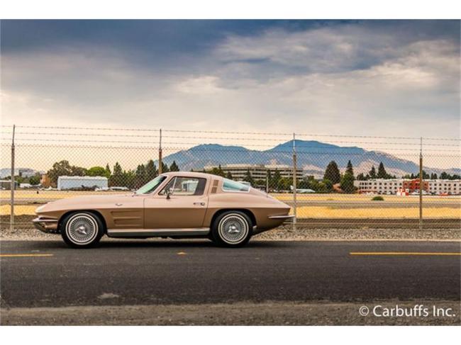 1964 Chevrolet Corvette - Corvette (9)