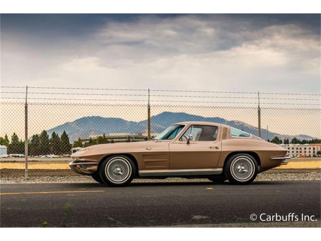 1964 Chevrolet Corvette - Manual (10)